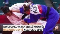 Kosova rrëmben dy medalje të arta në Tokio