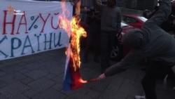 Ukrainian Nationalists Ratchet Up Protests