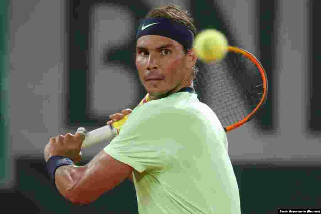 Rafael Nadal spanyol profi teniszező 2008-ban vehette át a díjat sport kategóriában. Nadal kétszeres olimpiai bajnok, jobbkezesnek született, de bal kézzel játszik.