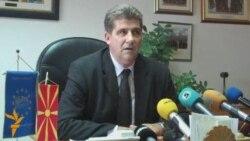 Бранко Наумовски - Претседател на Уставен Суд