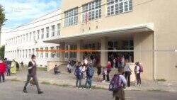 Crna Gora: U školu s maskama