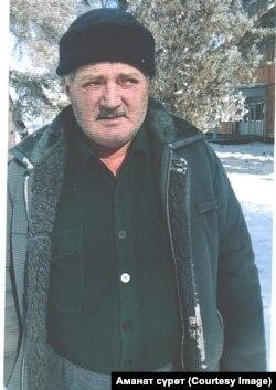 Расул Кибедов.
