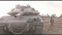 İsrail ordusu Qəzza yaxınlığına tanklar toplayır
