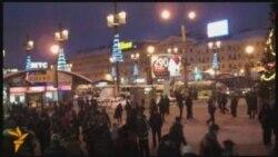 Петербург, Сенная площадь. 15 декабря