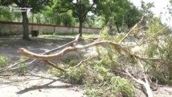 Stuhi shkatërruese në Pakistan