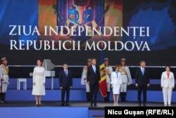 День независимости Республики Молдова, 27 августа 2021