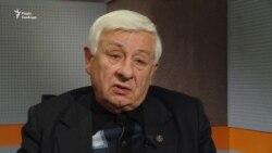 Андрій Амонс про реабілітацію Володимира Медведчука