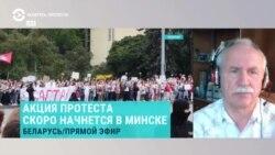 Политолог Валерий Карбалевич – о возможном вмешательстве России в ситуацию в Беларуси