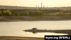 Салгир в очікуванні дощів: посушлива кримська осінь і продовження водної кризи (фотогалерея)