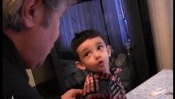 10-luqları, 100-lükləri Birnəfəsə hesablayan 3 yaşlı uşaq (TAM VİDEO)