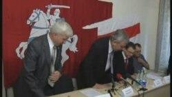 А.Мілінкевіч не ідзе на выбары прэзыдэнта