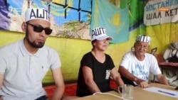 Активисты из Уральска и Шымкента присоединились к голодовке