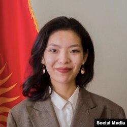 Мээрим Русланбекова.