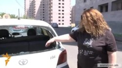 «Մեդիալաբ»-ի տնօրենի մեքենայից ծաղրանկարներ են գողացել