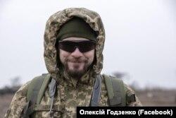 Олексій Годзенко, пресофіцер в 503-му окремому батальйоні морської піхоти ЗСУ