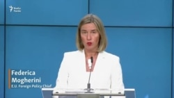 Mogherini After Brussels Meeting With Iran