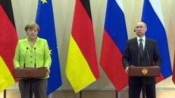 Меркель о положении геев в Чечне