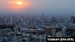 Ճապոնիա - Տոկիոյի Օլիմպիական մարզադաշտը, արխիվ