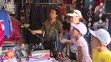 Астана оқушылары бірыңғай форма кимек