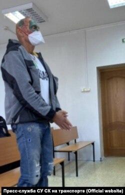 Древарх в суде по мере пресечения