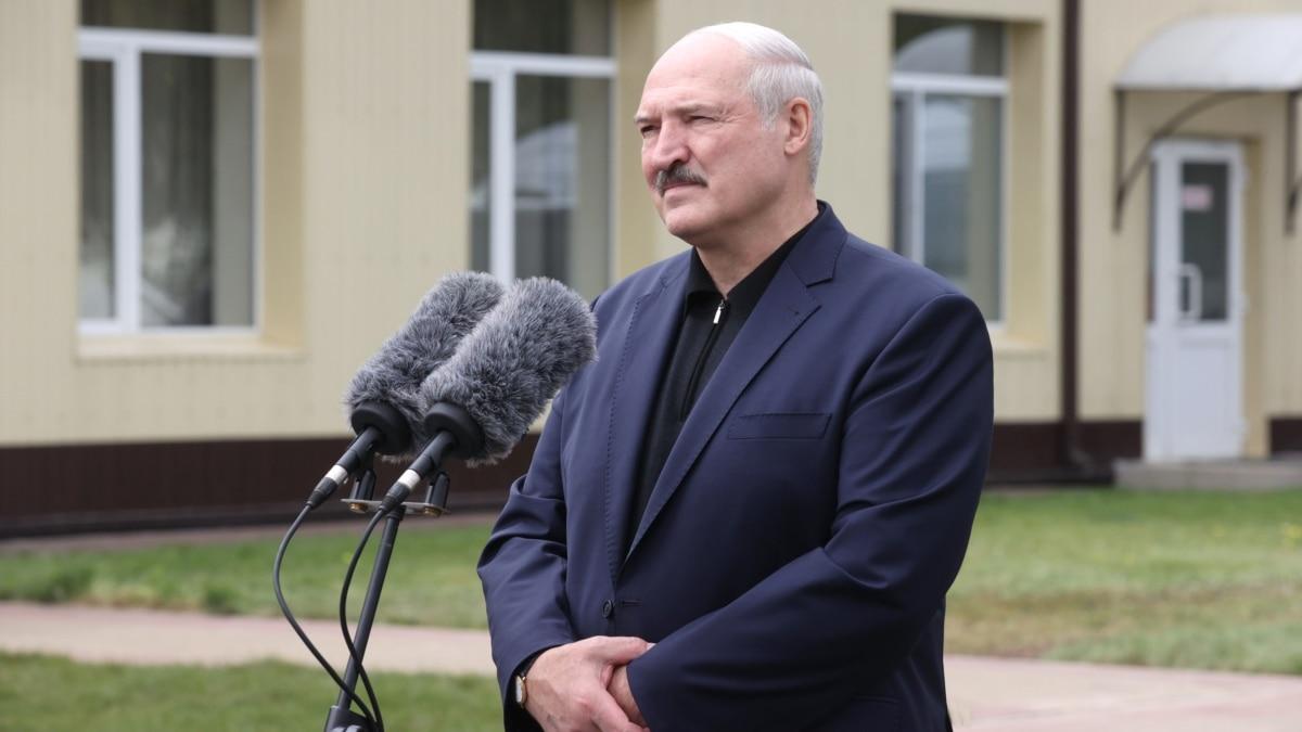 Лукашенко подтвердил, что журналисты из России приехали работать на государственные телеканалы Беларуси