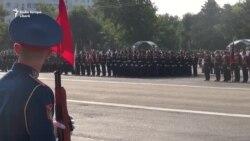 Тираспольский парад без танков