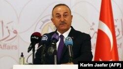 مولود چاووش اغلو٬ وزیر امور خارجه ترکیه