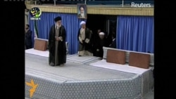 Iran's Supreme Leader Endorses Rohani As President (in Farsi)