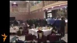 Полиция Екатеринбург ресторанида 167 одамни ҳибсга олди
