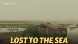 Lost To The Sea: Rising Tides Engulf Pakistani Coast
