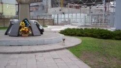 Тры тысячы рабочых з усяго сьвету будуюць у Чарнобылі новы саркафаг
