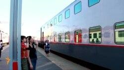 Казан-Мәскәү арасында ике катлы поезд йөри башлады