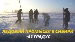 Время собирать лед