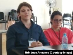 Dezbatere despre libertate cu studenții bursieri unSettled ai Scolii de Vară de la Sighet.