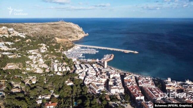 Від вілли Герасимова-Бухалової до узбережжя Середземного моря – 10 хвилин пішки