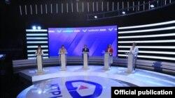 Айым талапкерлердин дебаты. 21-сентябрь, 2020-жыл.
