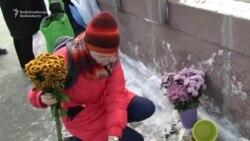 Campaigner Battles On 'Nemtsov's' Bridge