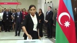 Әзербайжан президенті әйелін орынбасары етіп тағайындады