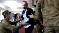 Three Brawls Break Out In Two Days In Armenian Parliament