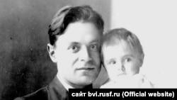 Вивиан Итин с дочерью Ларисой