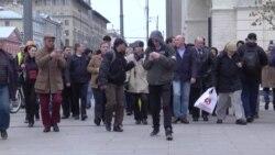 Прогулки оппозиции