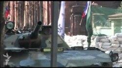 Slavyanskda xarici müşahidəçiləri girov götürüblər