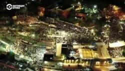В Израиле в давке на религиозном празднике погибли 45 человек