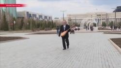 В Казахстане прошел домбра-флэшмоб