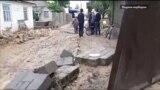 Стихийное бедствие в Хуросоне