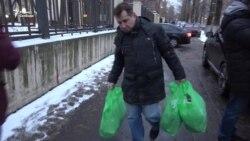 """В """"Лефортово"""" доставили еду из Крыма"""