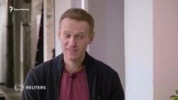 Возвращение Навального: что оппозиционер говорил после отравления (видео)