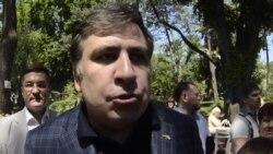 """Саакашвили: """"Их ни одному Путину не победить"""""""