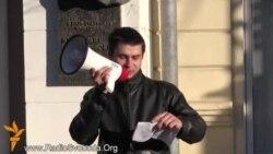 «Маяковські читання» в Сімферополі: поети виступили проти приєднання Криму до Росії