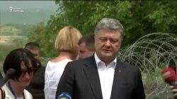 Порошенко: Украина и Грузия борются с общим врагом